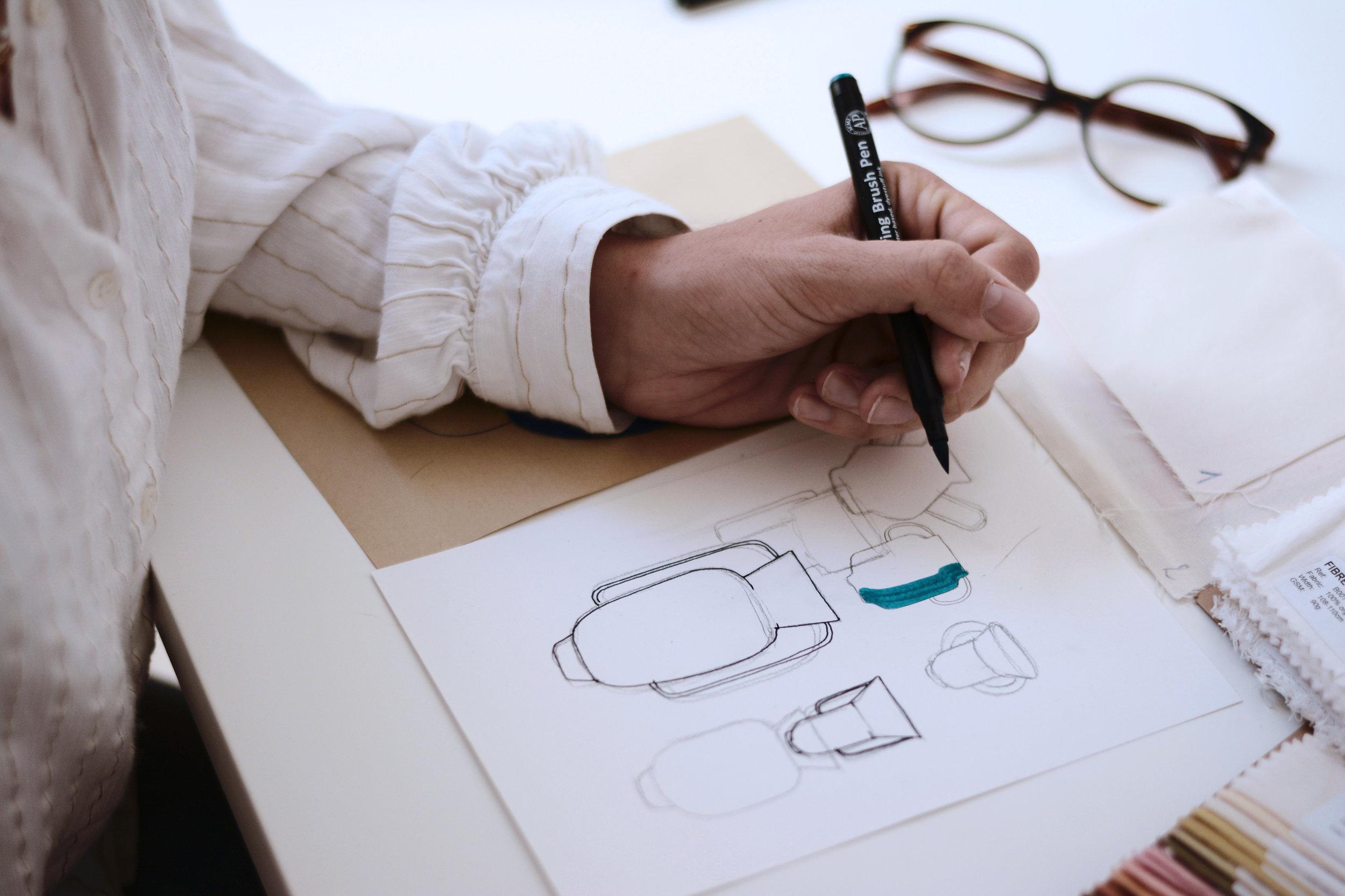 Margaux Keller dessine
