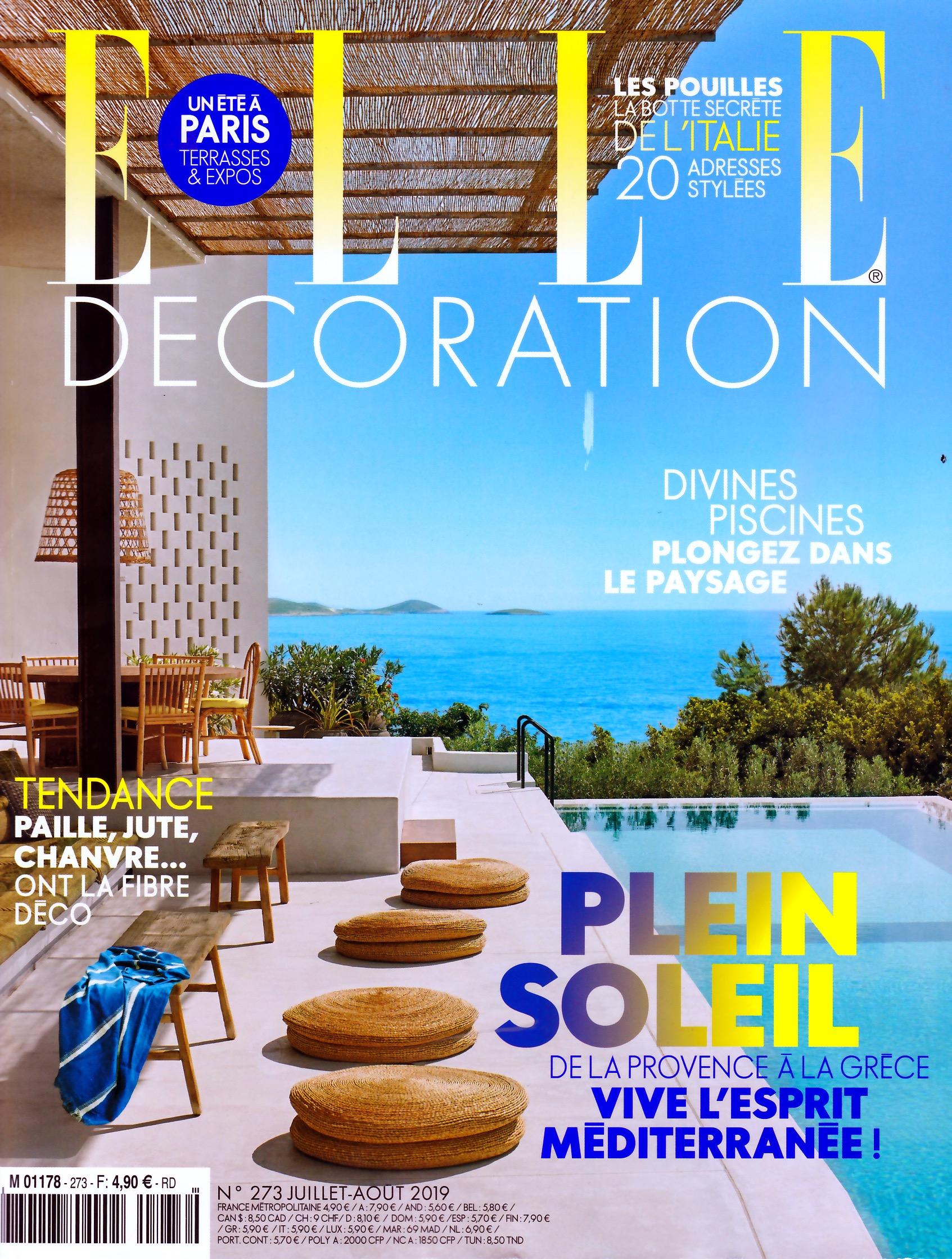 Elle décoration- 21 Juin 2019 (1/2)