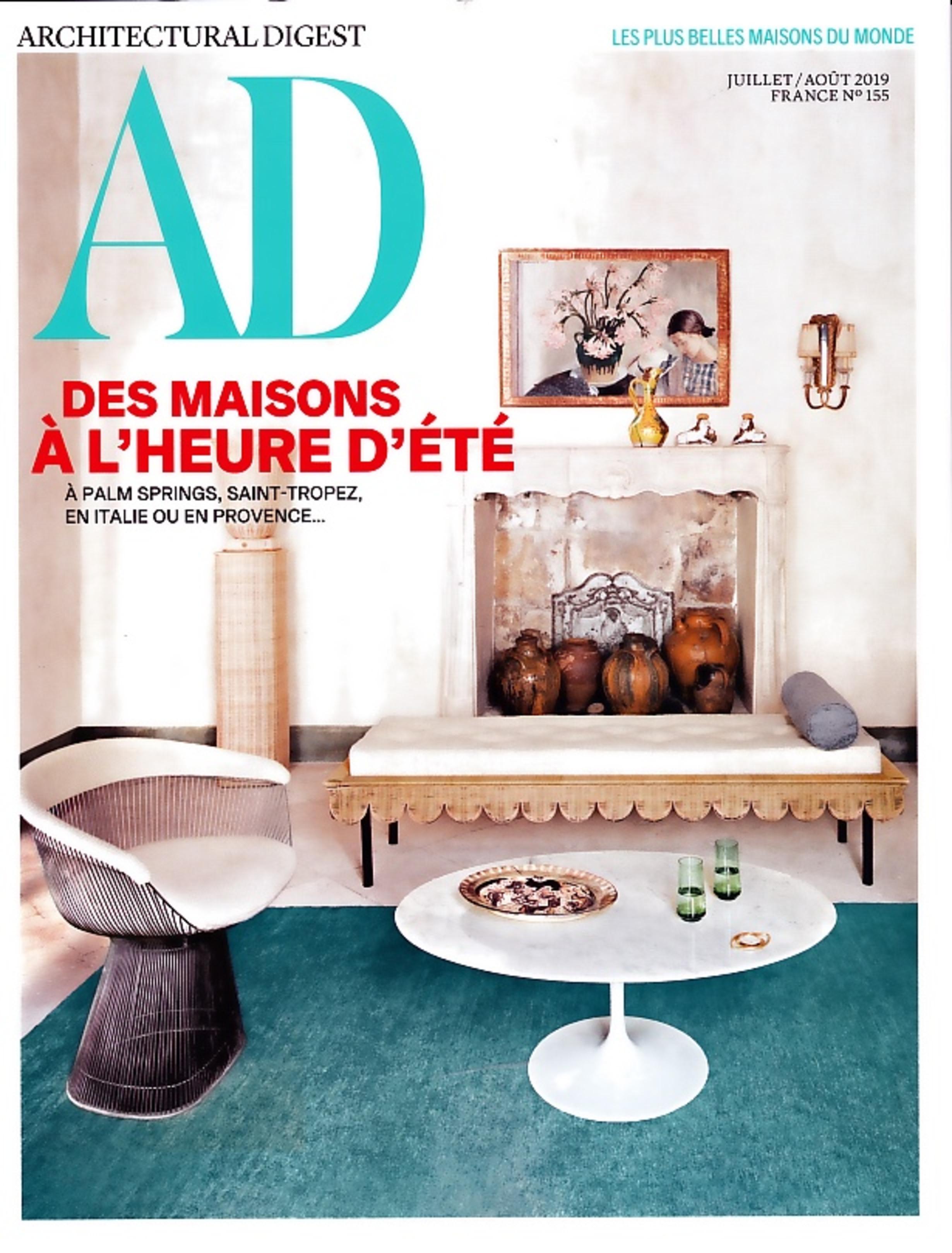 Ad Magazine- 5 Juillet 2019 (1/3)