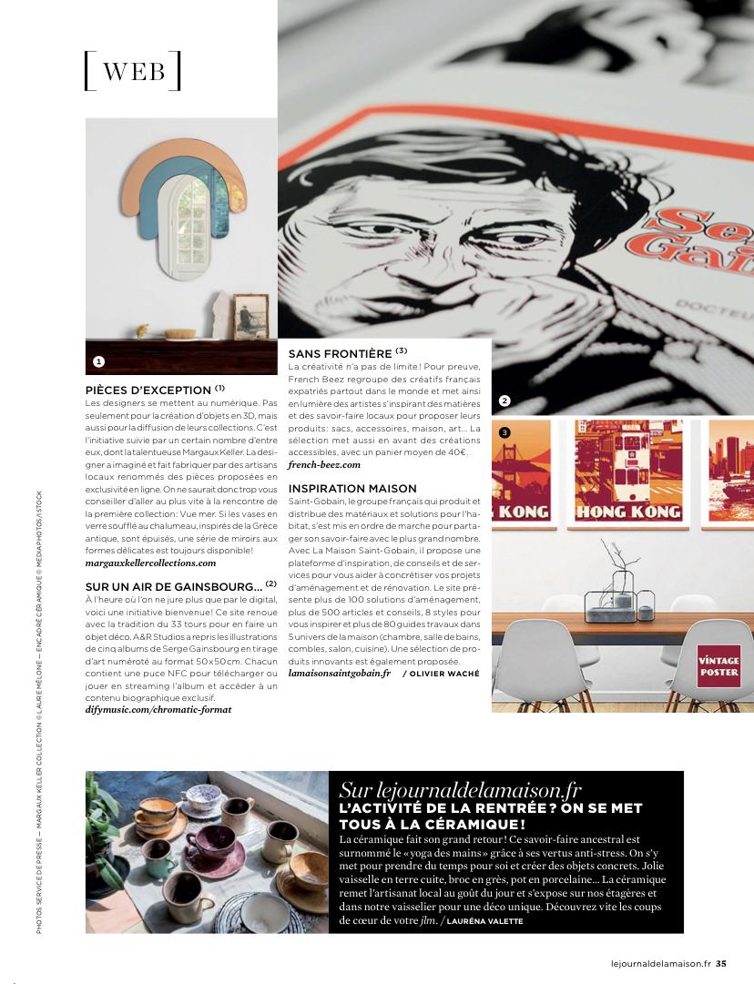 Le Journal de la Maison - 30 Août 2019 (2/2)