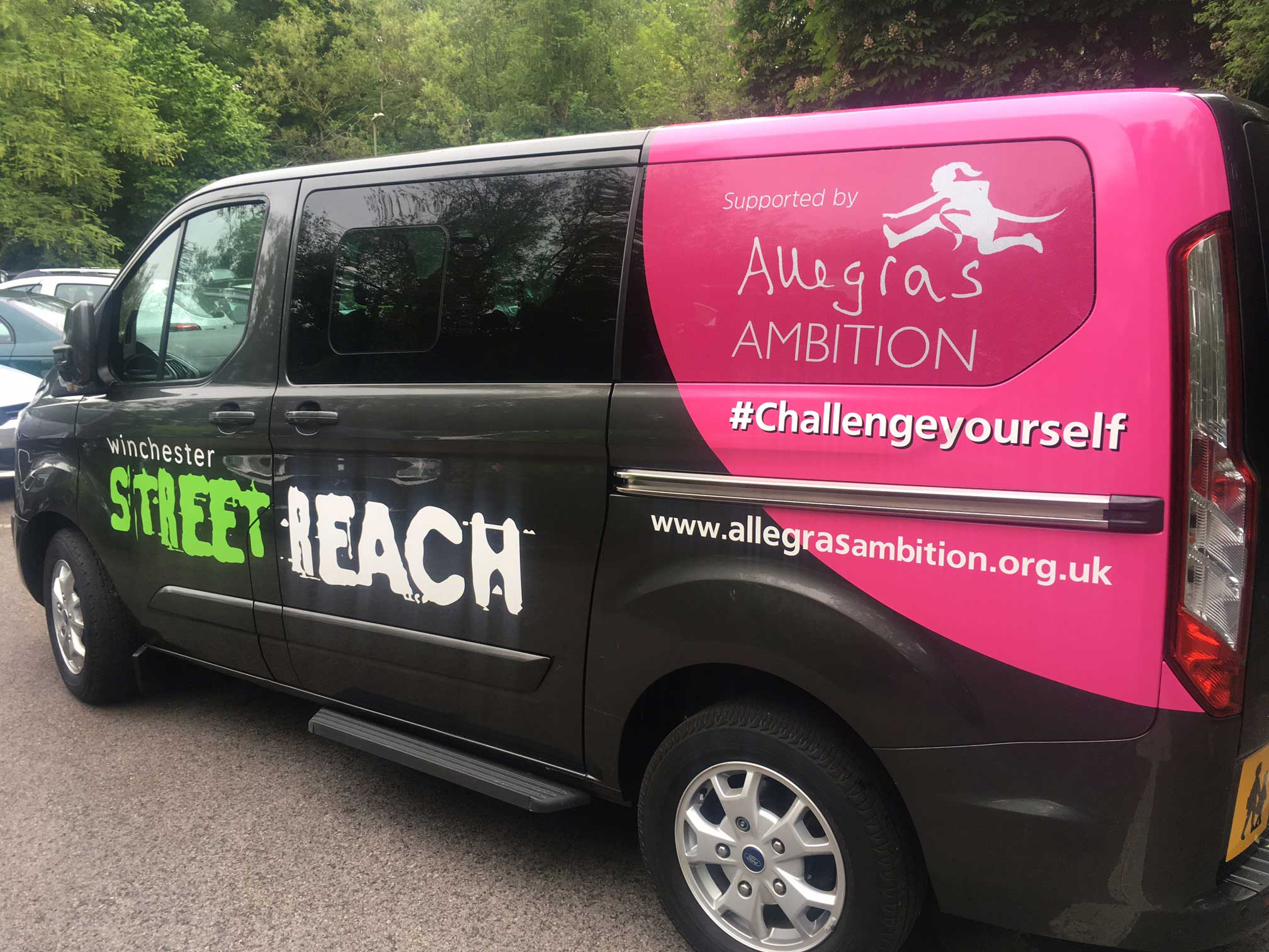 Street Reach - Street Reach works with young people in and around Winchester, Hampshire, with an emphasis on targeting the disadvantaged through outreach youth work.We support a regular Friday night football drop in for young people in Winchester and have funded a much needed minibus.Newsletters