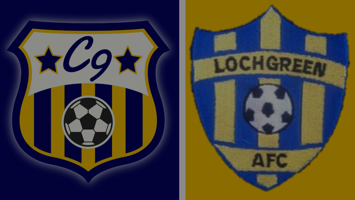 THE FINAL FRIENDLY - C9 FOUNDATION AFC V LOCHGREEN