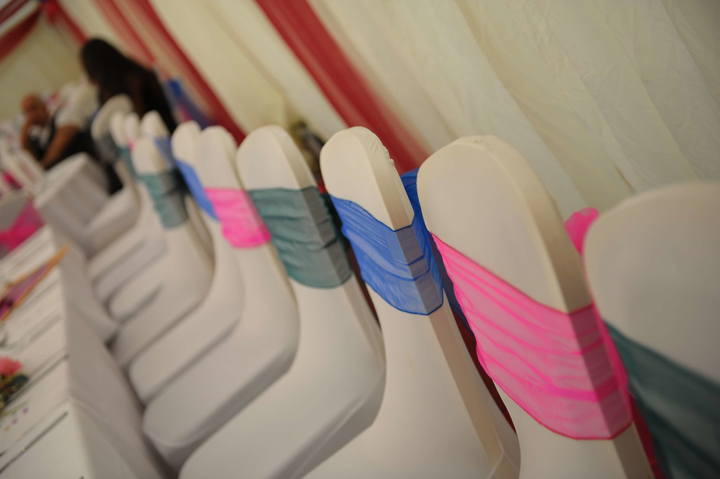 chairs at a venue5  event