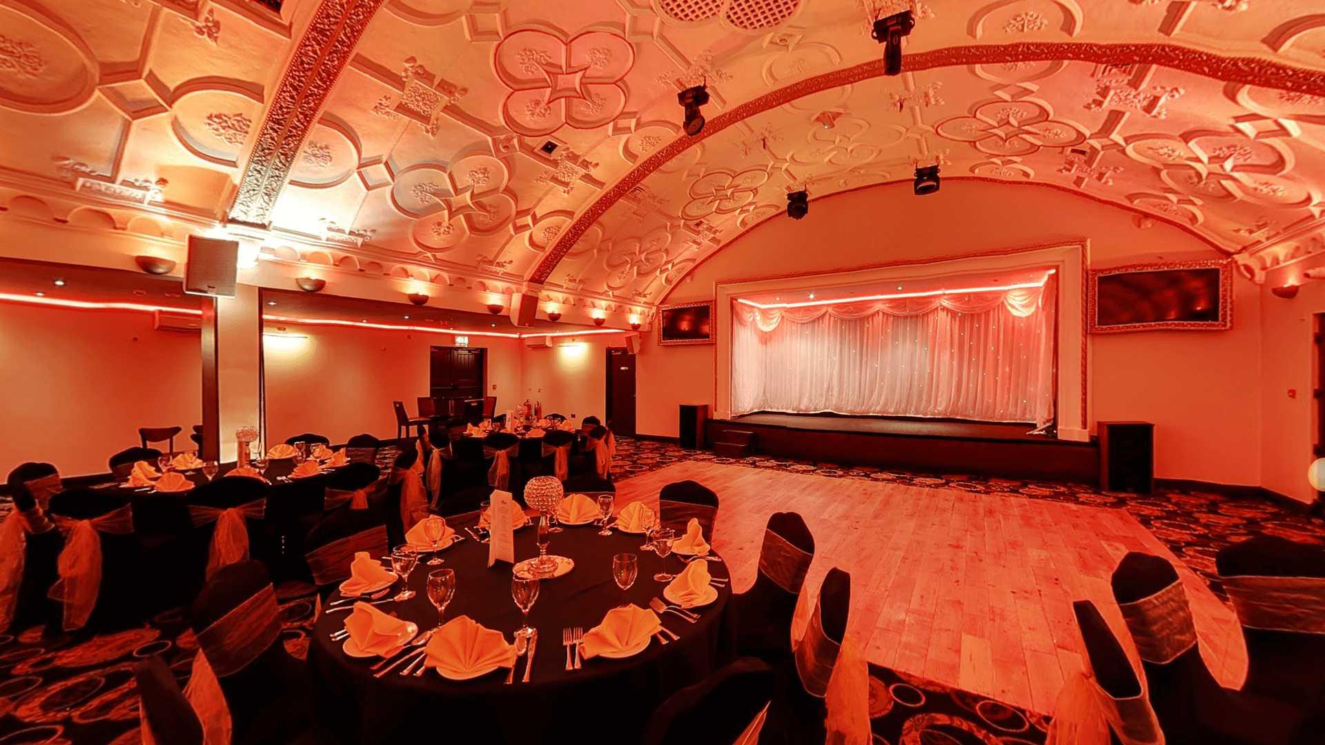 the Venue5 event location