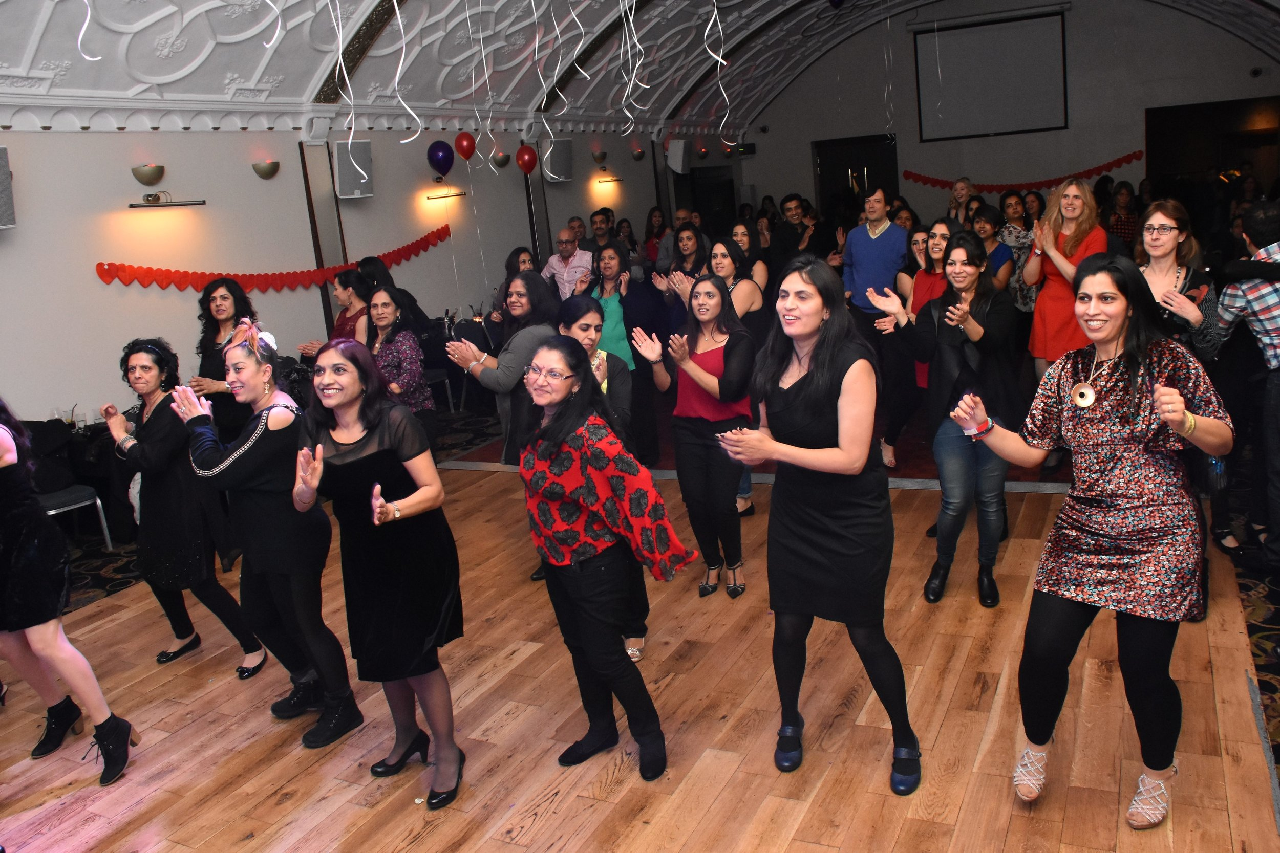 people dancing at Venue5