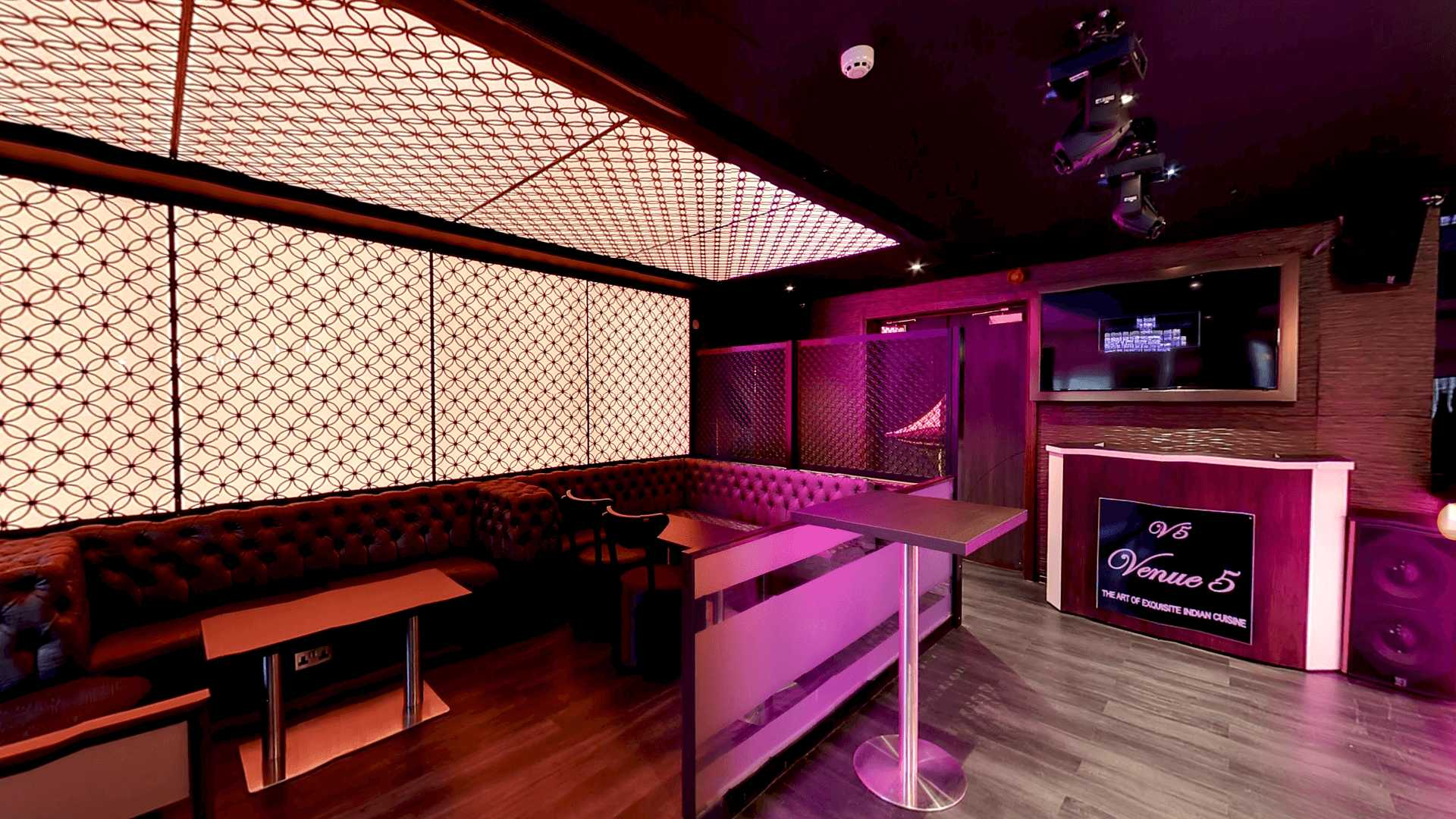 Picture of the Venue5 Lounge