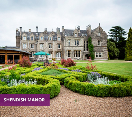 A Venue5 event at the Shendish Manor