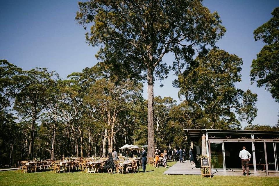"""""""Bumpy Road catered our wedding at the Culburra Surf Club and were so great - delicious food, awesome service, lovely staff and no hassles at all. Excellent and easy planning."""""""