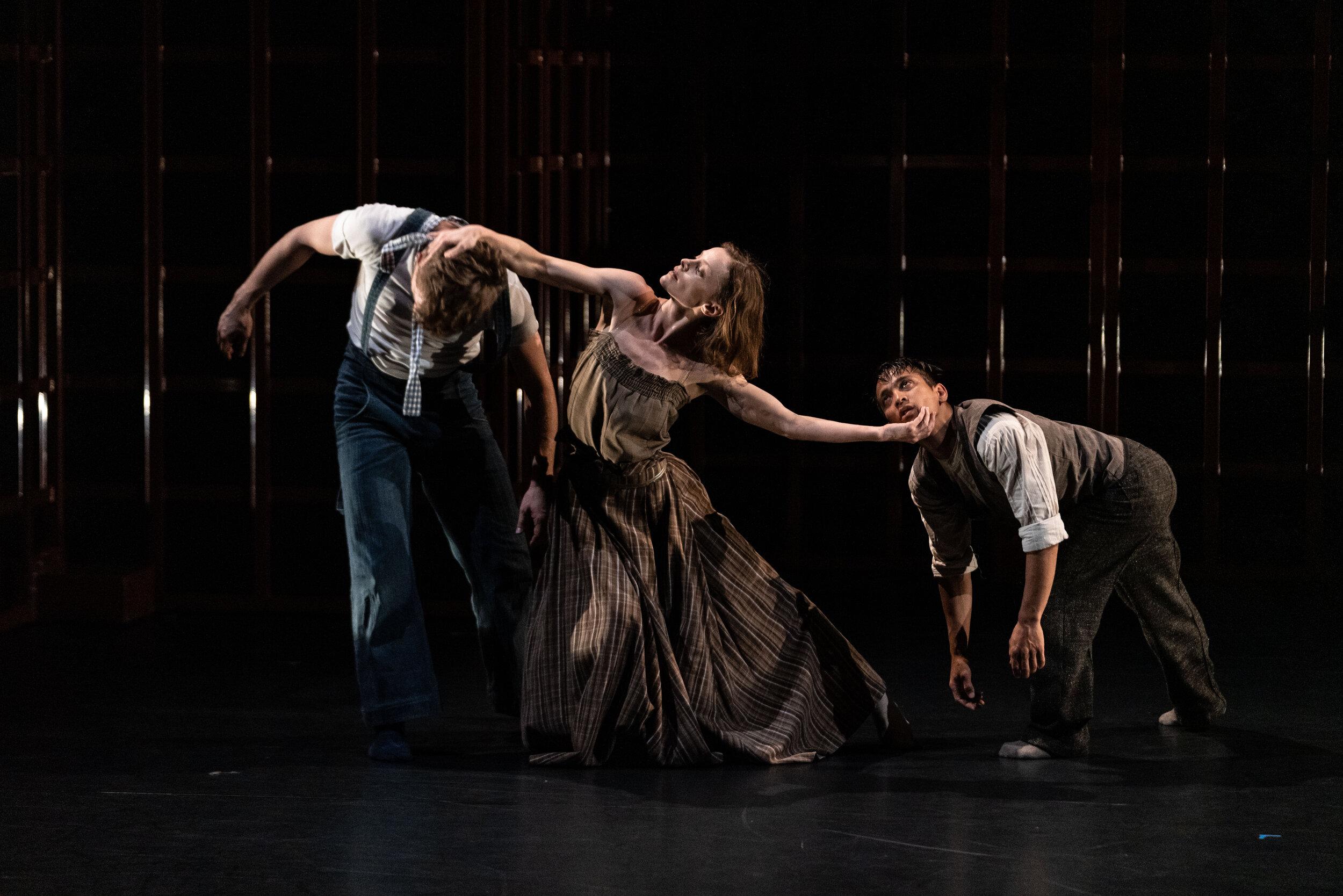 ORBO NOVO - Nagelhus Schia Productions (NO)25 October 18.30The Norwegian National Opera and Ballet