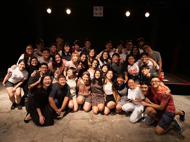 One week ago, we played our last performance of The Runaway Company's inaugural production, Void Deck!  The cast and crew worked tirelessly to make this show a reality and it paid off. We would like to thank our wonderful audience who came down to watch and share this dream with us - thank you for your support! This won't be the last you'll see of us. We have a very exciting announcement soon for our upcoming shows so stay tuned!  With that, company of Void Deck '19, signing off!