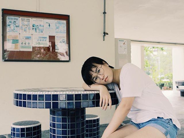 "Hi! My name is Ruijia and I play Sarah, who is a timid and reserved girl. She took the ""longer route"" in terms of her education and because of that, she feels a bit left out of her group of friends.⠀ ⠀ If there was anything you would change about your Void Deck character what would it be?⠀ ⠀ I would really want Sarah to be more confident in herself, be braver and more willing to embrace the real, good things life has to offer. There is honestly so much more to life than grades, and she deserves it!!⠀ ⠀ Share a quote!⠀ ""We all have our own paths. Some of us were on highways. Some of us got to walk under sheltered walkways. And some of us had to squeeze on the pavement.""⠀"