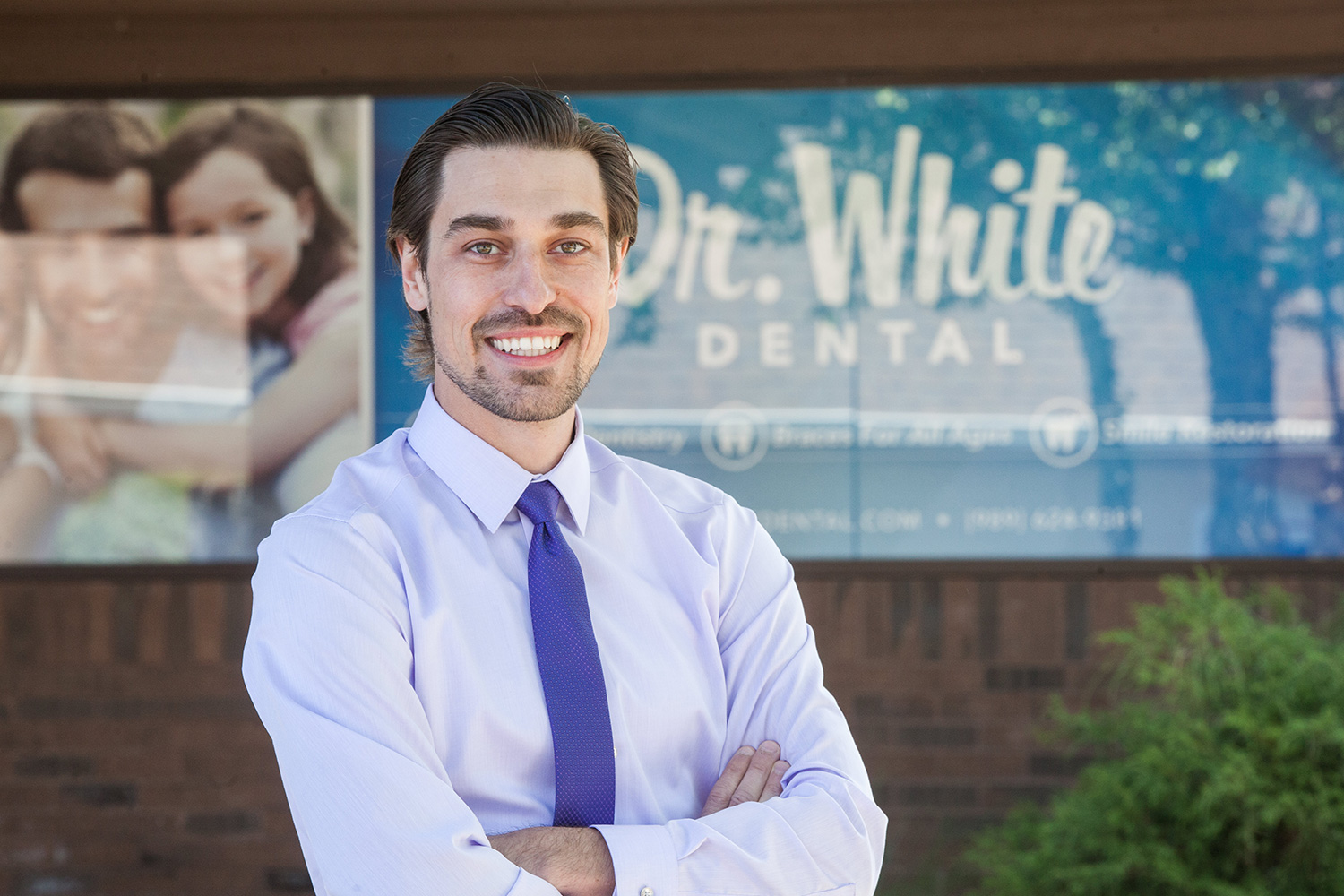 Why choose usas your dentist? - • Friendly, caring, and knowledgeable staff• Comfortable environment• Extensive continuing education, including Dawson Academy• Convenient appointment times• Most insurance accepted