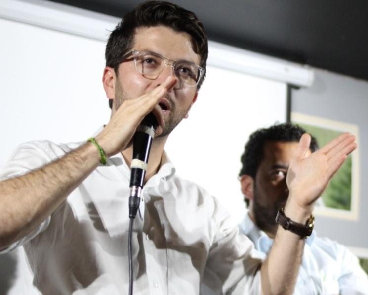 Alejandro Vallejo - Alcaldía Manizales