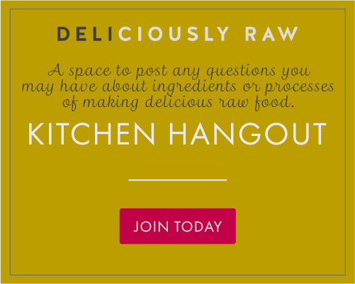 Deliciously Raw Kitchen Hangout