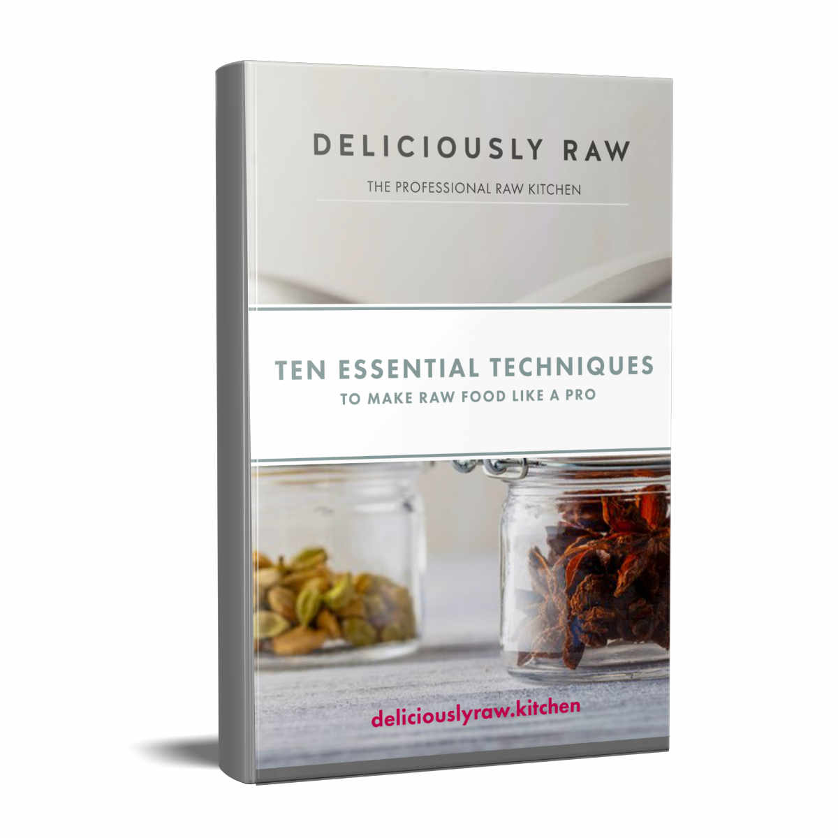 Deliciously Raw E-Book - Make Raw Food like a Pro