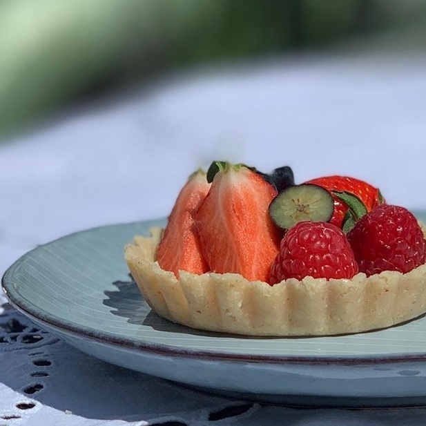 pastry chef Level one: - raw pastry chef practitioner certification