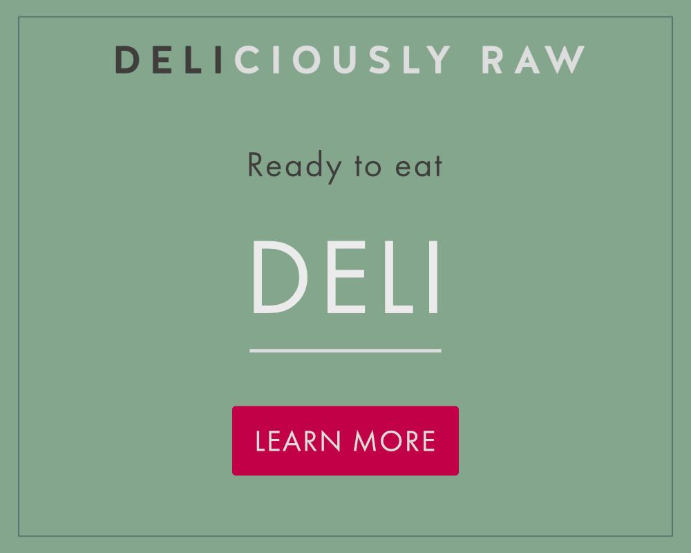 Deliciously Raw online deli shop