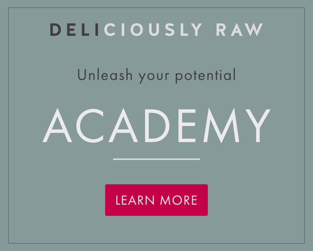 Deliciously Raw Online Academy