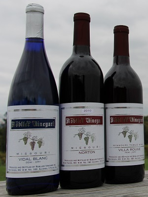 "The Abundant Grapes that Make Missouri Wines - ""Here in New Haven, Robller Vineyard and Winery has been growing grapes for wine since 1988 with the intent to create soft, young wines, rich with fruit qualities. Their fermentation style earned them the Missouri State Wine competition's Best of Show honor in 1993 with their 1991 Norton…"""