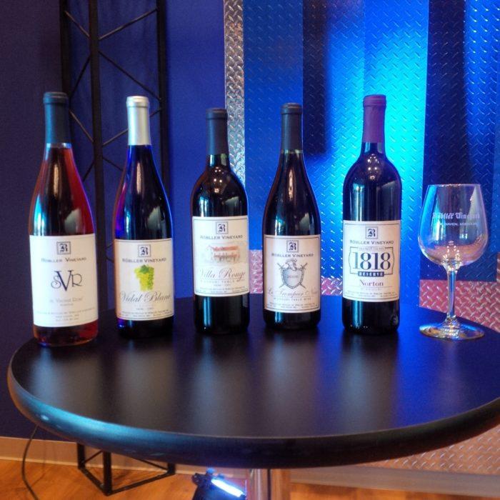 Röbller Winemaker Jerry Mueller Talks About 1818 Franklin County Reserve Wine On Fox 2 St. Louis -