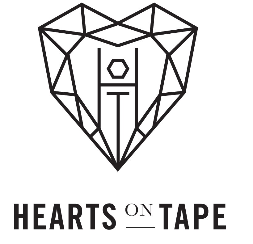 Hearts on tape