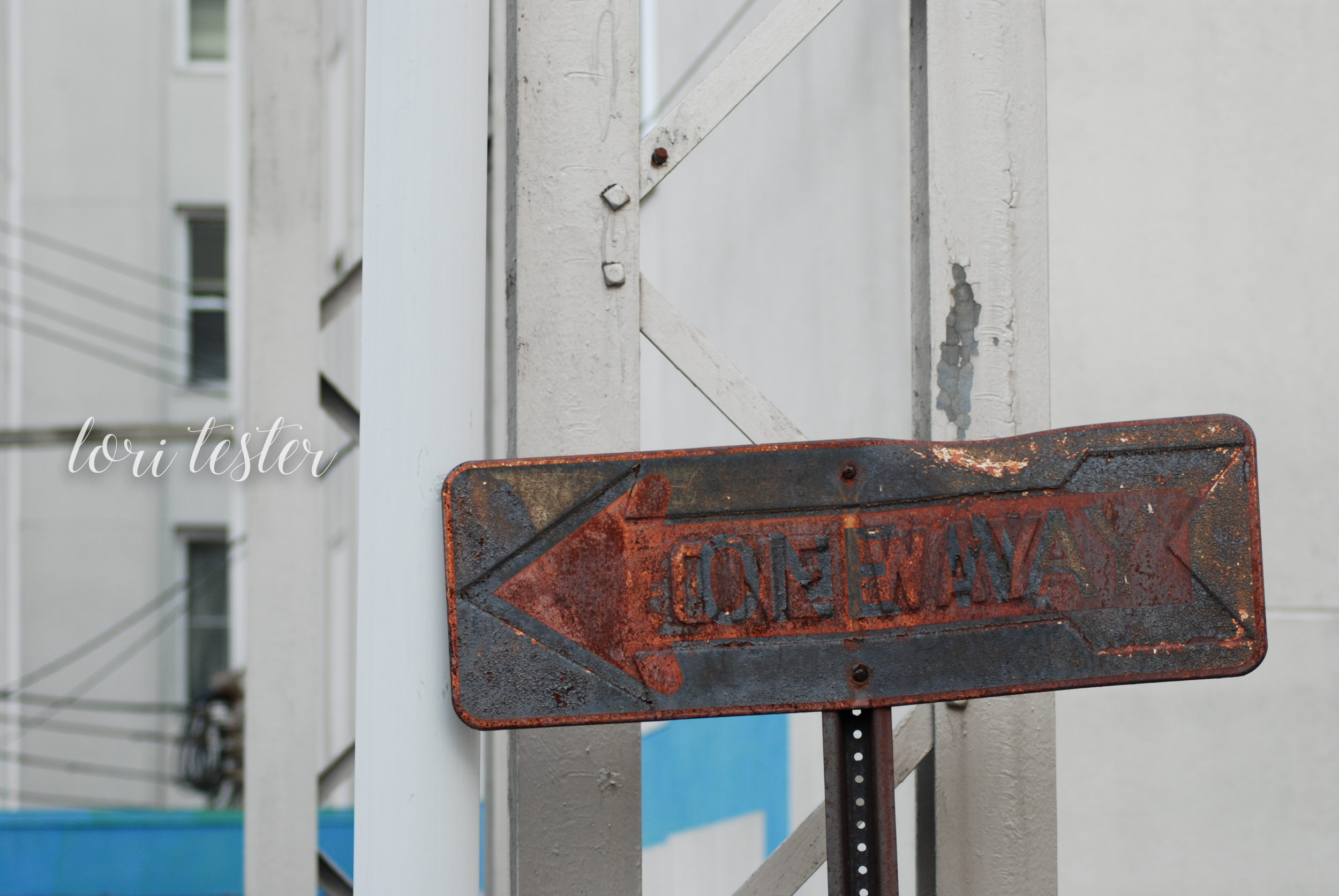 One Rusty Way