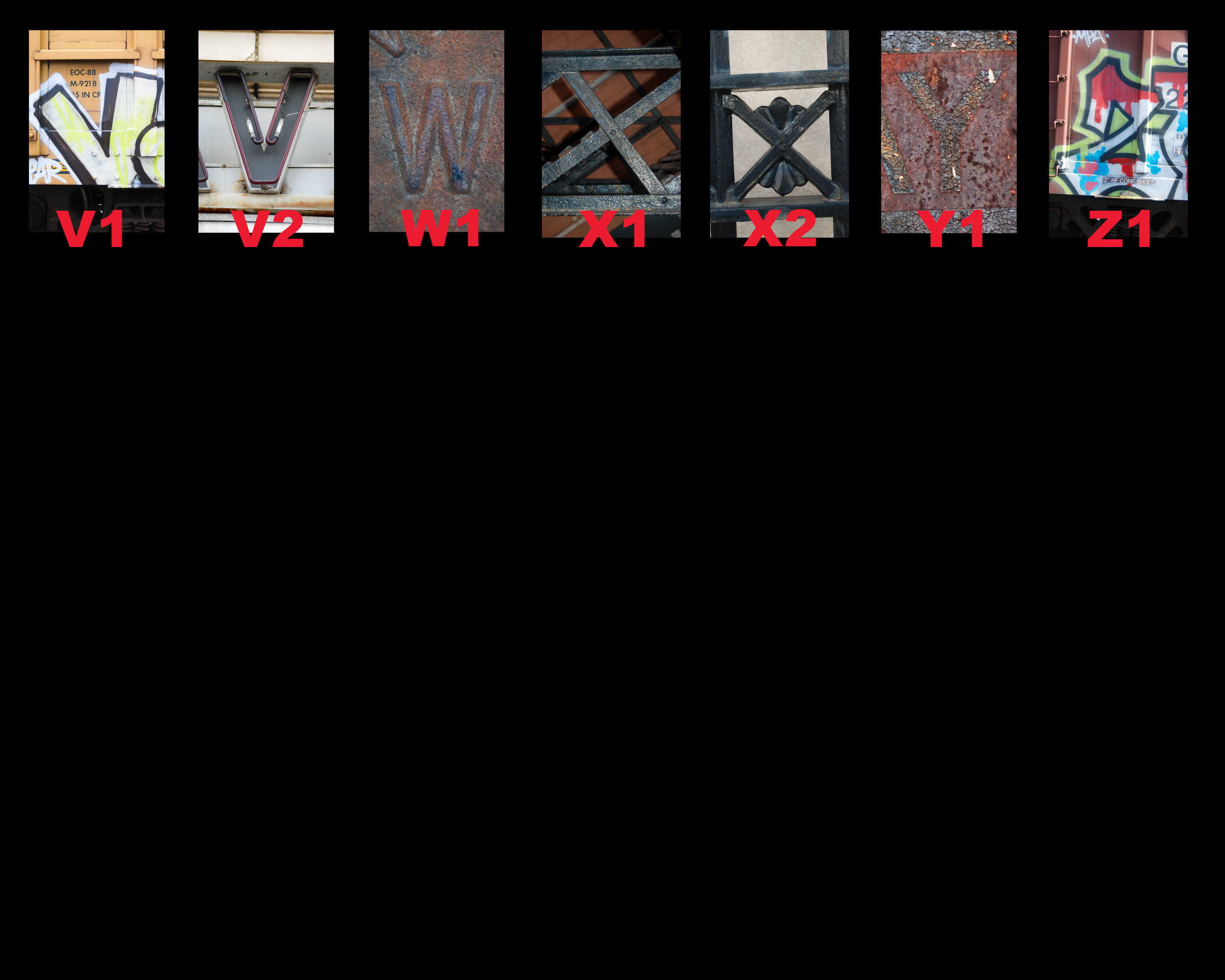 Letter Art Alphabet Photos