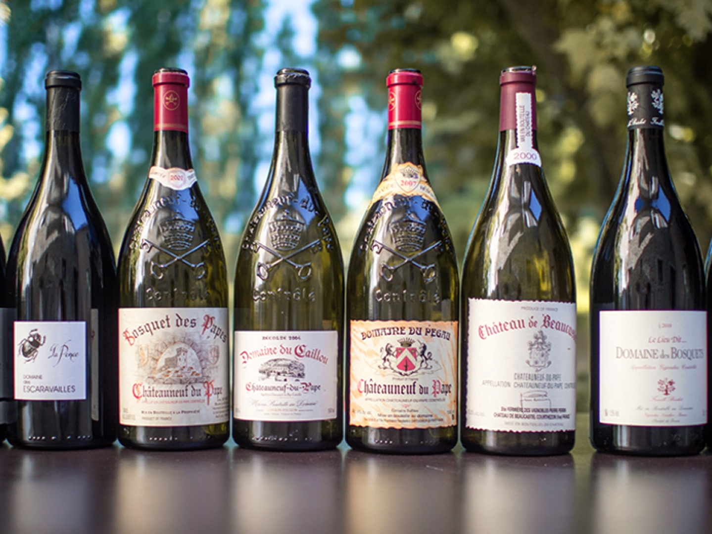 Rhone & Burgundy Tour