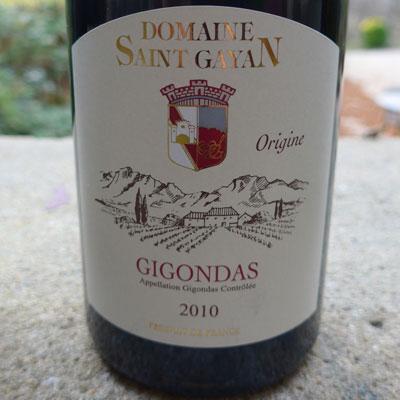 Domaine Saint Gayan Tour, Gigondas