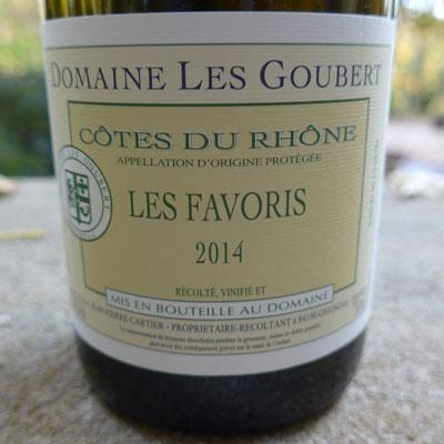Domaine Les Gouberts Tour, Gigondas