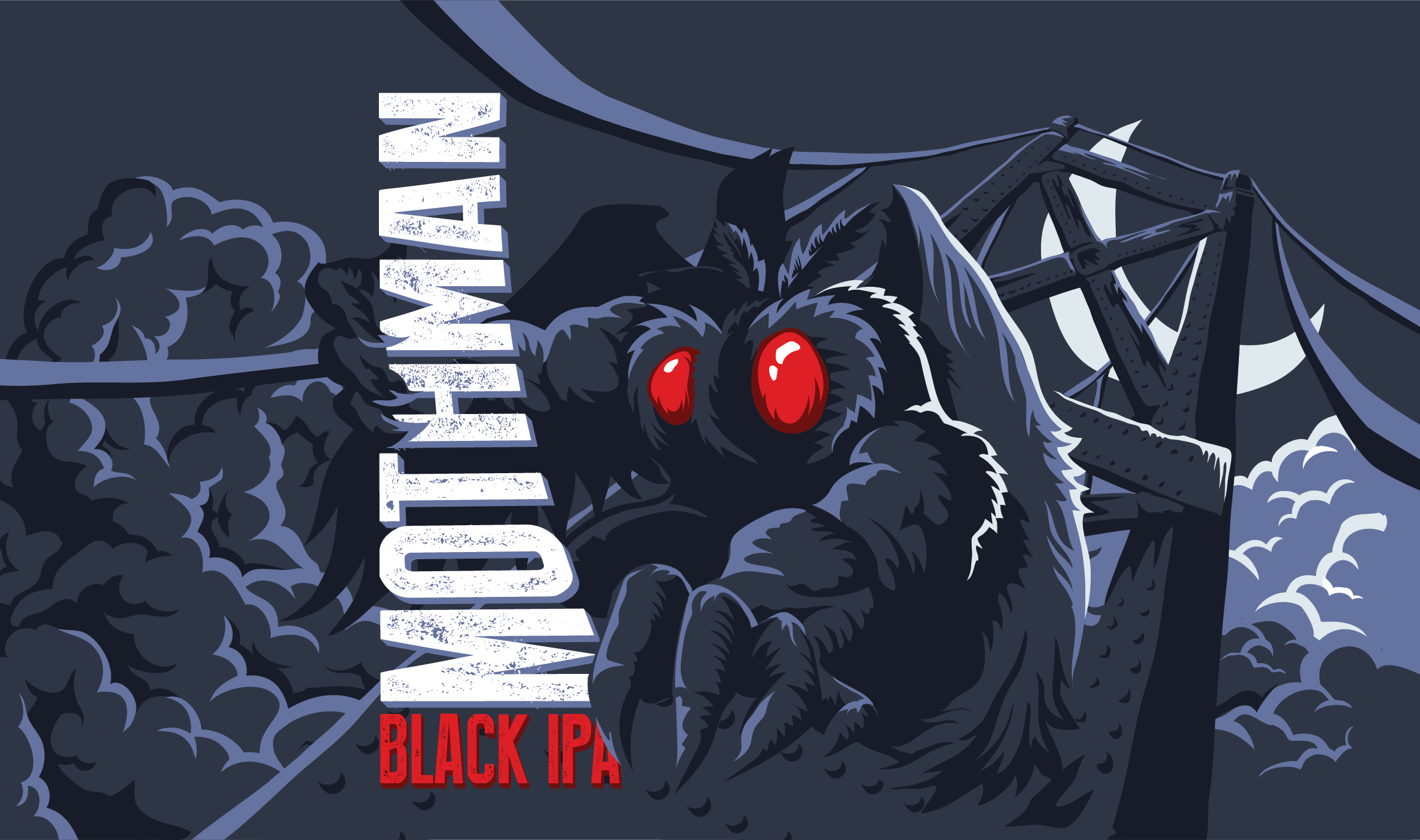 Mothman Black IPA