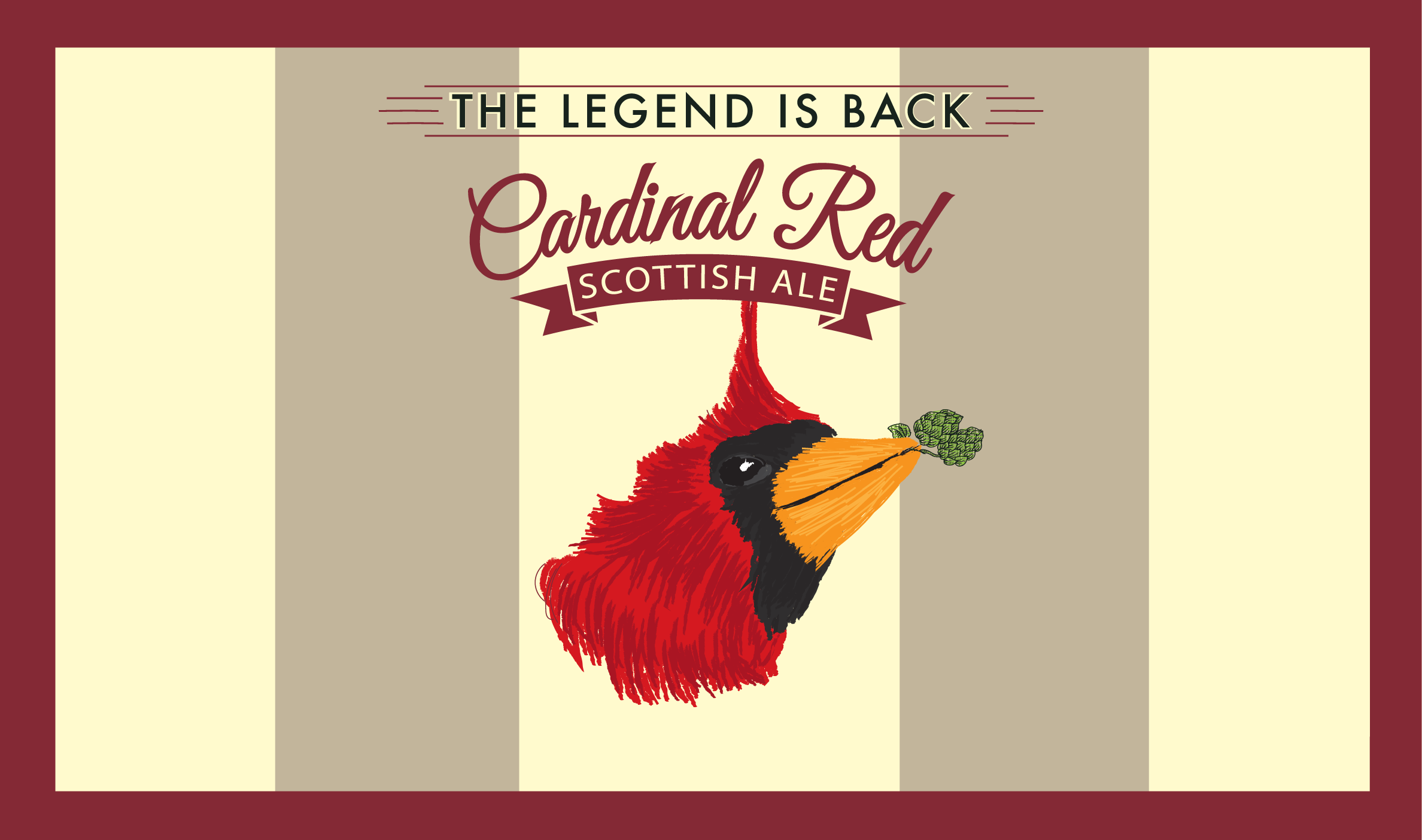 Cardinal Red Scottish Ale