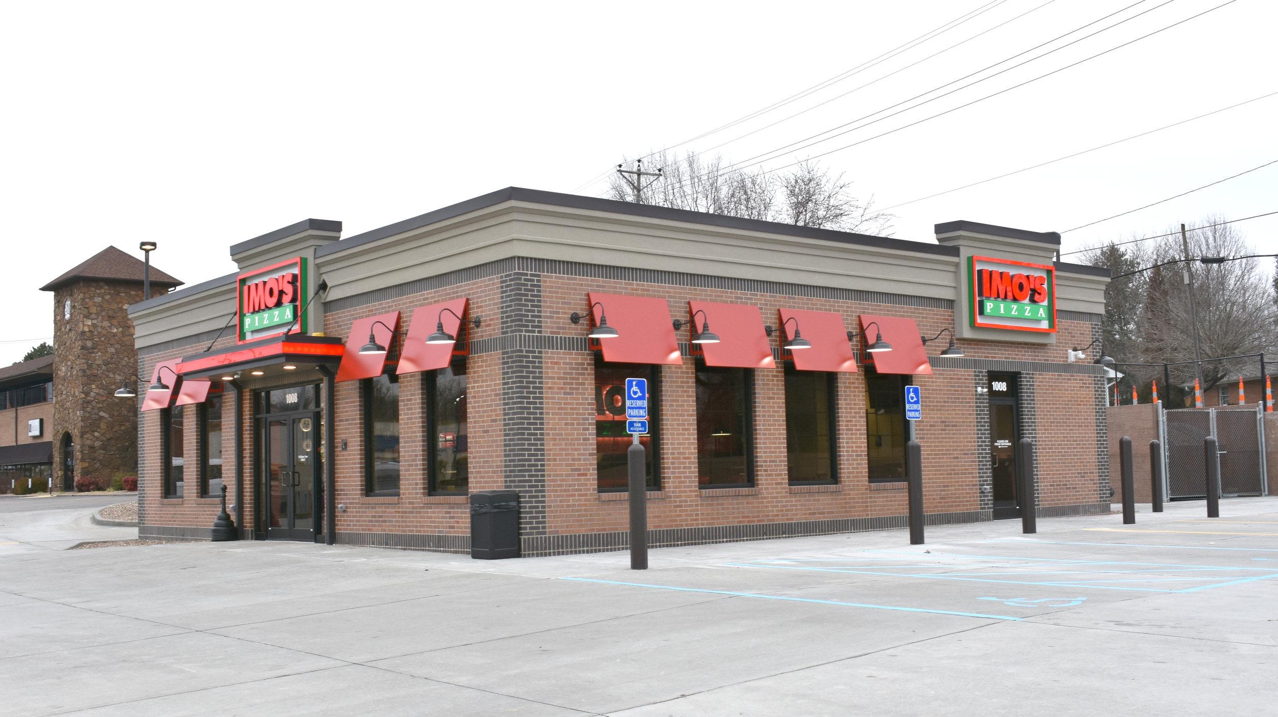 Imo's Pizza - Cape Girardeau, Missouri