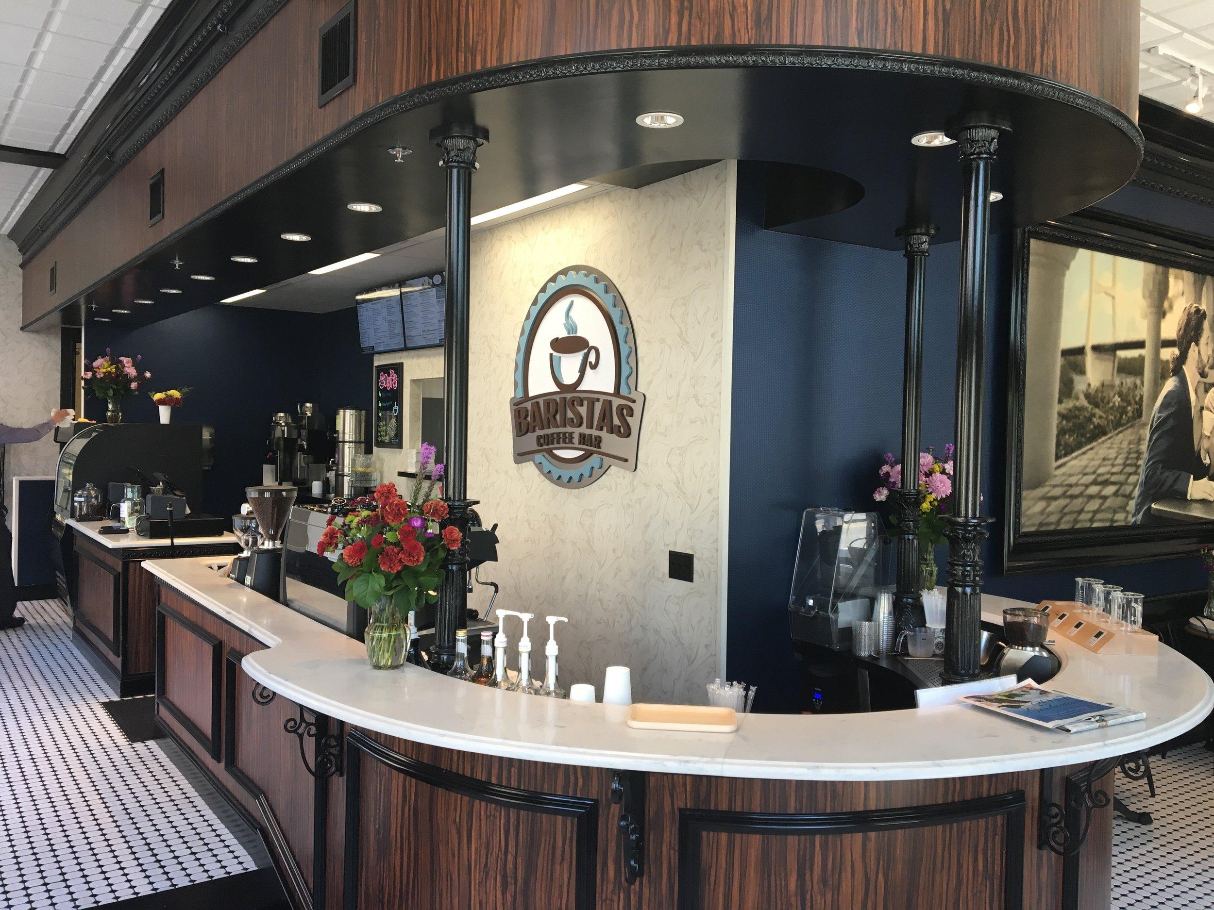 Baristas Coffee Bar - Cape Girardeau, Missouri