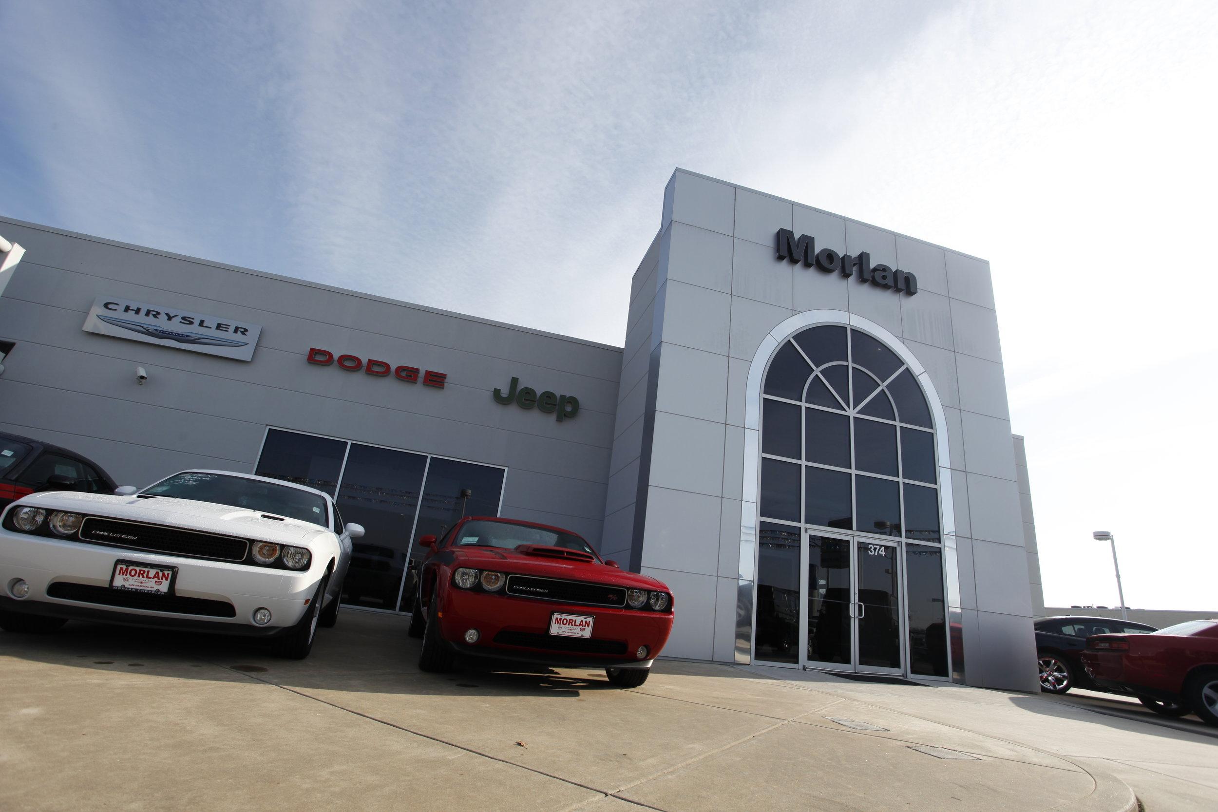 Morlan Chrysler Dodge Jeep - Cape Girardeau, Missouri