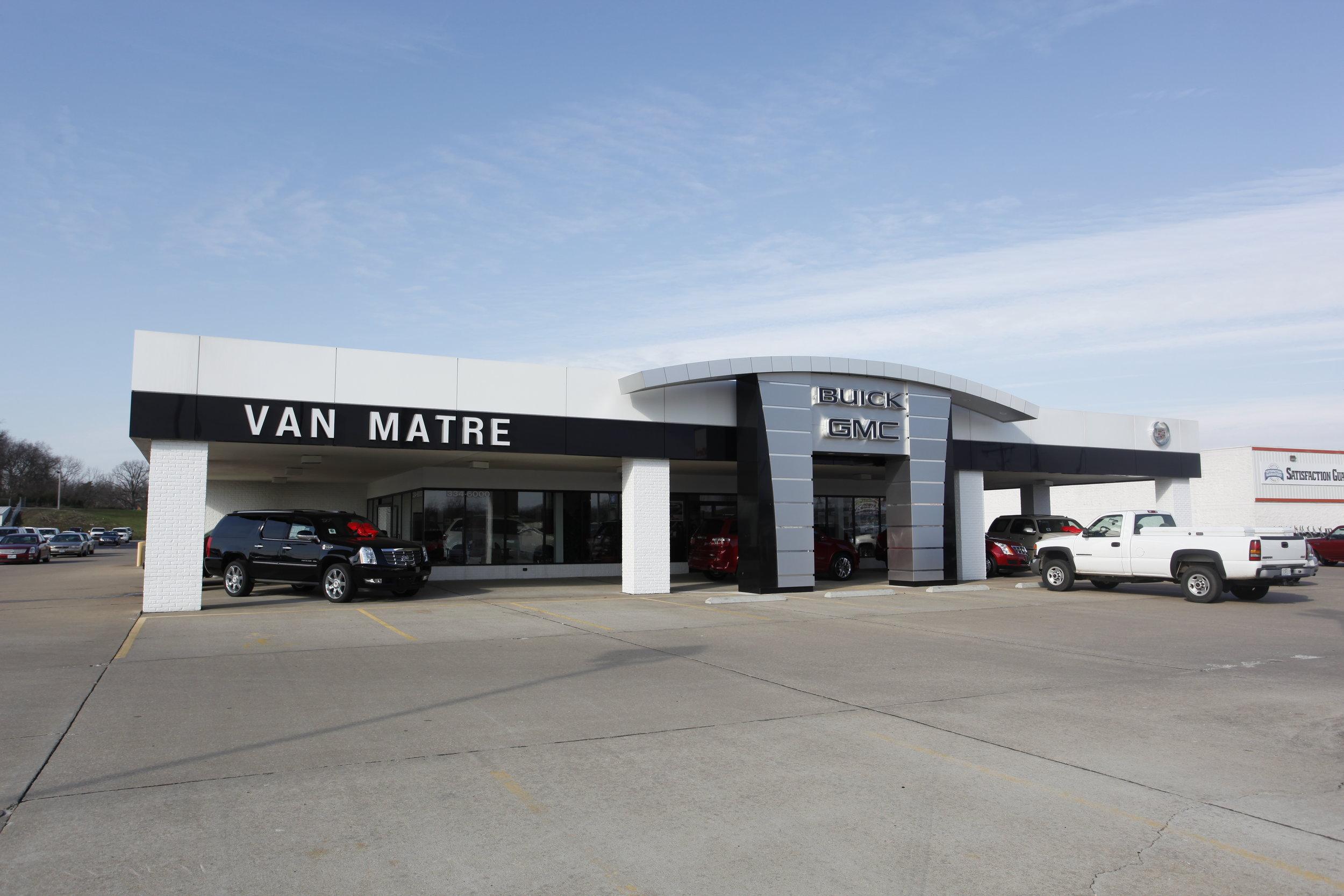 Van Matre Buick GMC - Cape Girardeau, Missouri