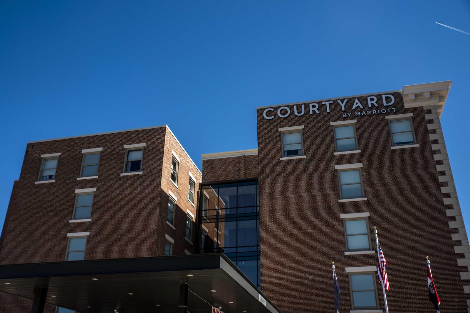 Courtyard Marriott - Cape Girardeau, Missouri