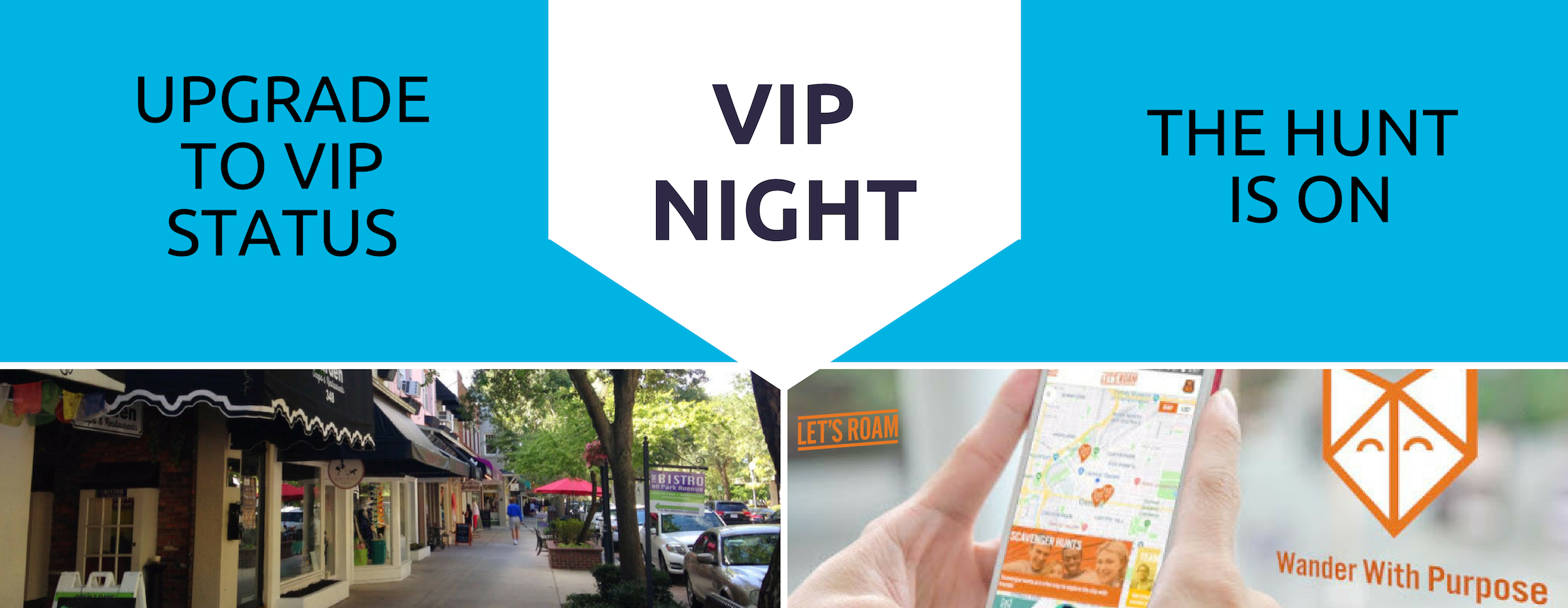 Click Image to register for VIP Night