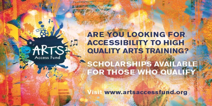 Arts Access Fund   www.artsaccessfund.org