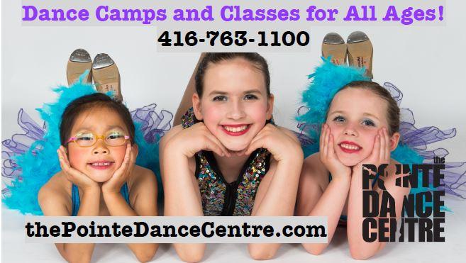 The Pointe Dance Centre   www.thepointedancecentre.com