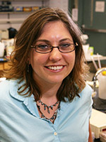 Erin Sanders - Erin Sanders O'Leary is an accomplished leader in the development and assessment of innovative strategies for undergraduate STEM education both in the classroom and laboratory. Dr. Sanders earned her B.S. in Chemistry from DePaul University in Chicago, IL in 1998 and her Ph.D. in Biological Chemistry from UCLA in 2005. Her research interests and experience span a variety of life sciences disciplines including molecular systematics of plastid genes in green algae, mechanisms of site-specific DNA recombination in bacteria, and composition studies of bio-energy relevant microbial communities. As a faculty member in UCLA's Department of Microbiology, Immunology, and Molecular Genetics (MIMG), Dr. Sanders pioneered the development of an innovative curriculum for MIMG undergraduates and coordinated the creation of new upper division courses that provide course-based research experiences (CUREs) and apprentice-based research experiences for all MIMG majors. Dr. Sanders is the author of a textbook for the microbiology CURE, has published on her assessment-informed curricular reform efforts, and is a recognized scholar in STEM education.As the founding director of CEILS, Dr. Sanders works with the Associate Deans Blaire Van Valkenburgh and Albert Courey as well as the Faculty Advisory Committee to coordinate CEILS activities to meet the needs and interests of participating faculty in departments and interdisciplinary programs responsible for instruction of undergraduate courses in the Life and Physical Sciences. By conferring with CEILS participants, leadership, and cross-campus units, Dr. Sanders helps promote and support education and diversity initiatives that strengthen the teaching community at UCLA.
