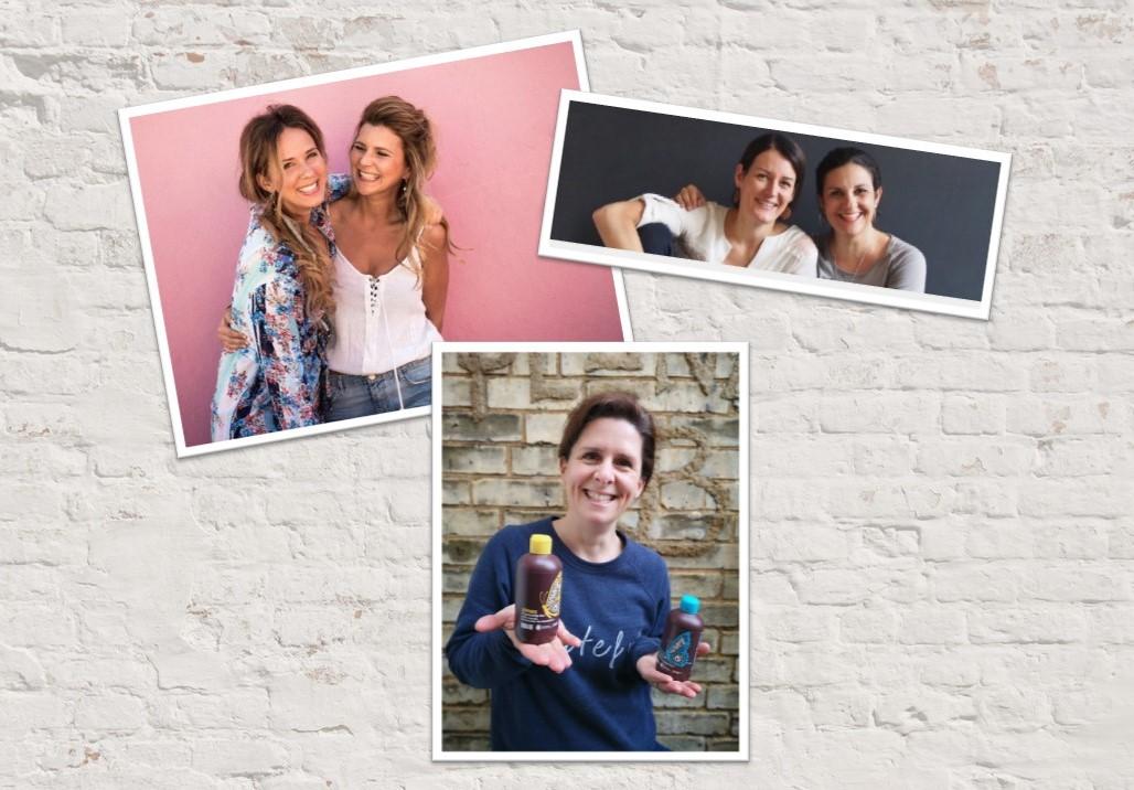 Gründerinnen bei dm - NO PLANET B, Langhaarmädchen & Foodloose mit Tipps zur Selbstständigkeit - ein Beitrag zum Weltfrauentag
