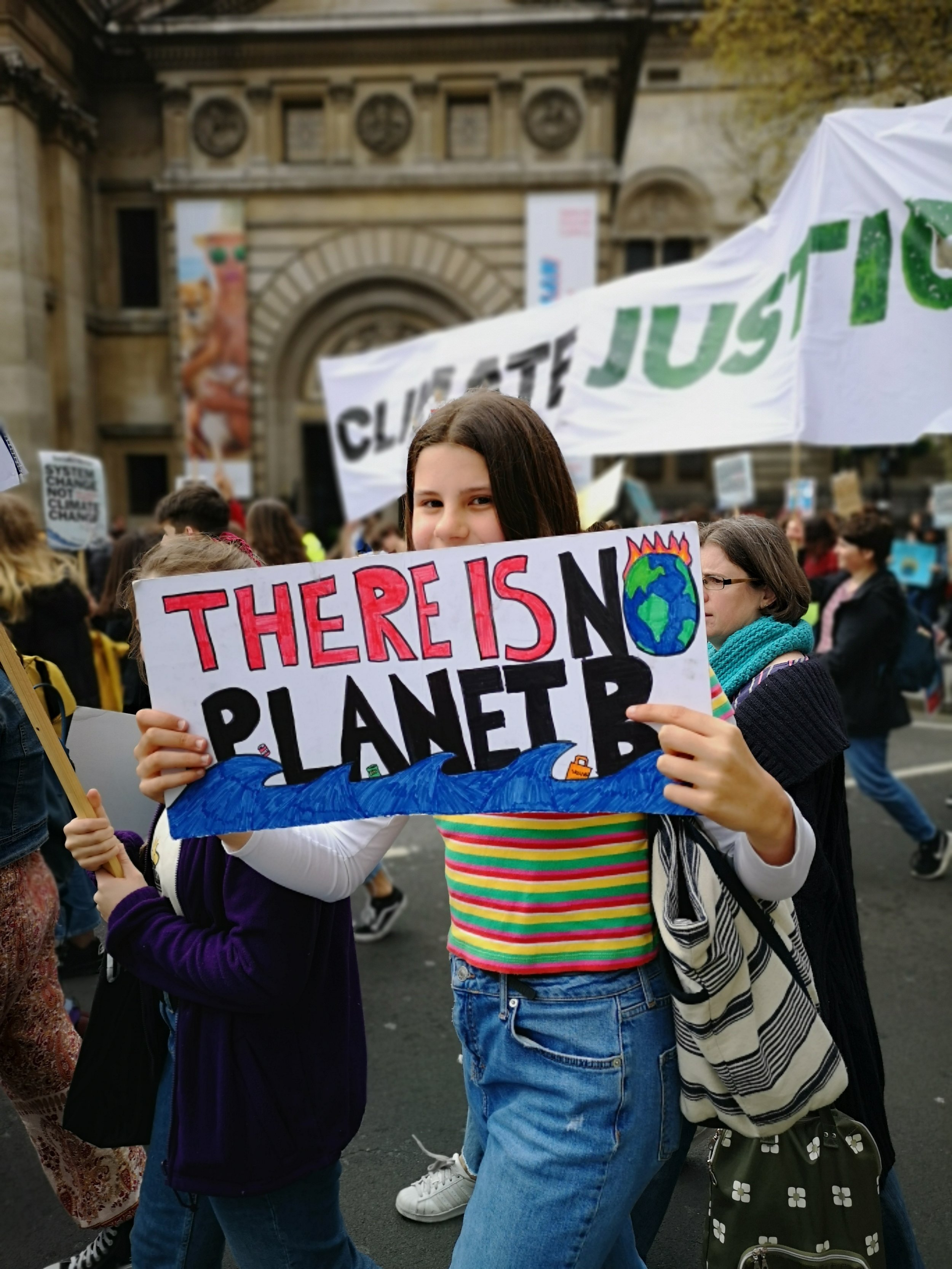 Strike Against Climate Change, London, April 12 2019