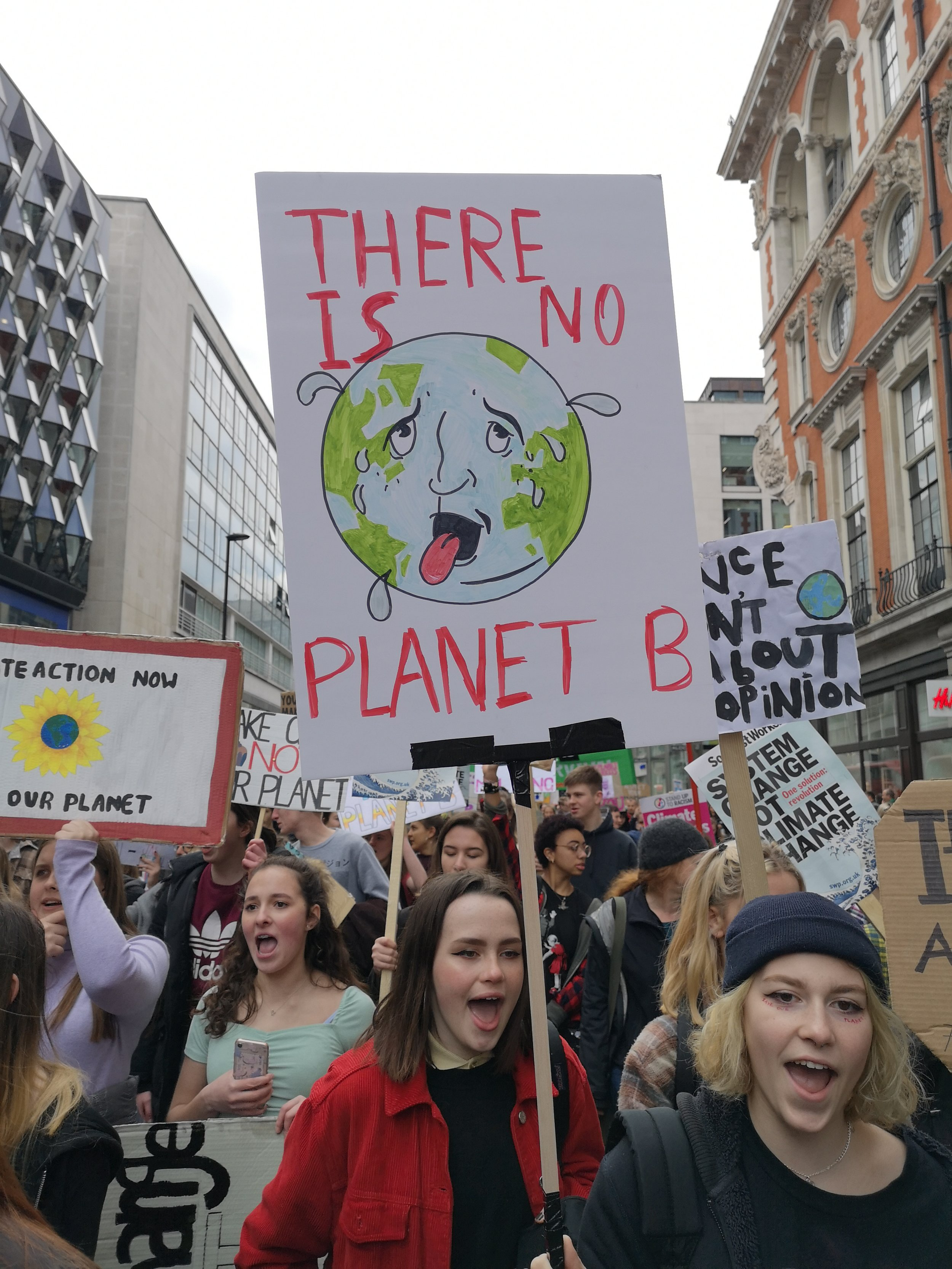 Warum unterstützen wir Fridays for Future? - This is what democracy looks like…
