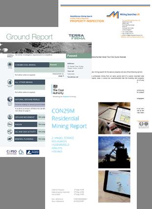 Mining Reports