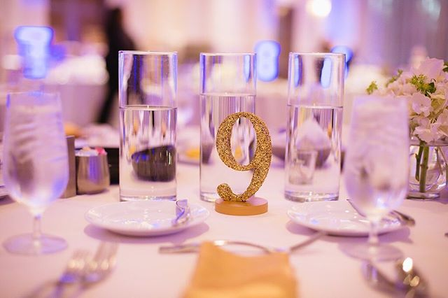 Even if you don't have all of the RSVP's, don't wait to plan the seating arrangements; you and your groom should have an idea of who should sit with who. If you're having a smaller wedding, you can individually label each seat, and if you are having a larger wedding than you should number the tables. Be sure to group each table based on the relationships the guest have with you, and try not to have too many couples sitting at one table and too many singles sitting at another. You want to strategically sit everyone so that all of your guest are comfortable and get to meet new acquaintances!