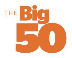 The Big 50 Logo