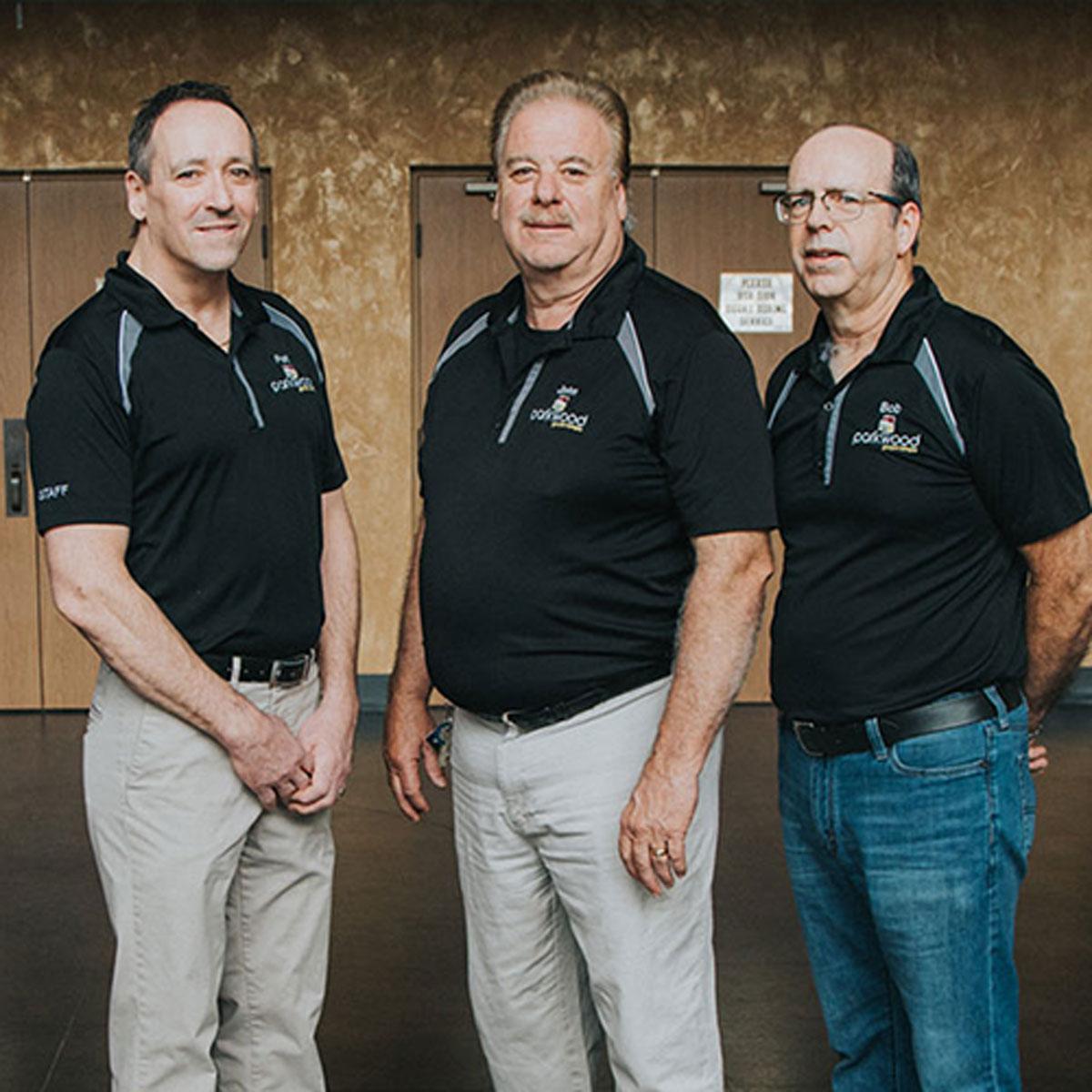 Maintenance Staff - John Egeto | Bob WrightPat Callery | Nabila Jamal519-948-7055 Ext 244maint@parkwoodwindsor.com