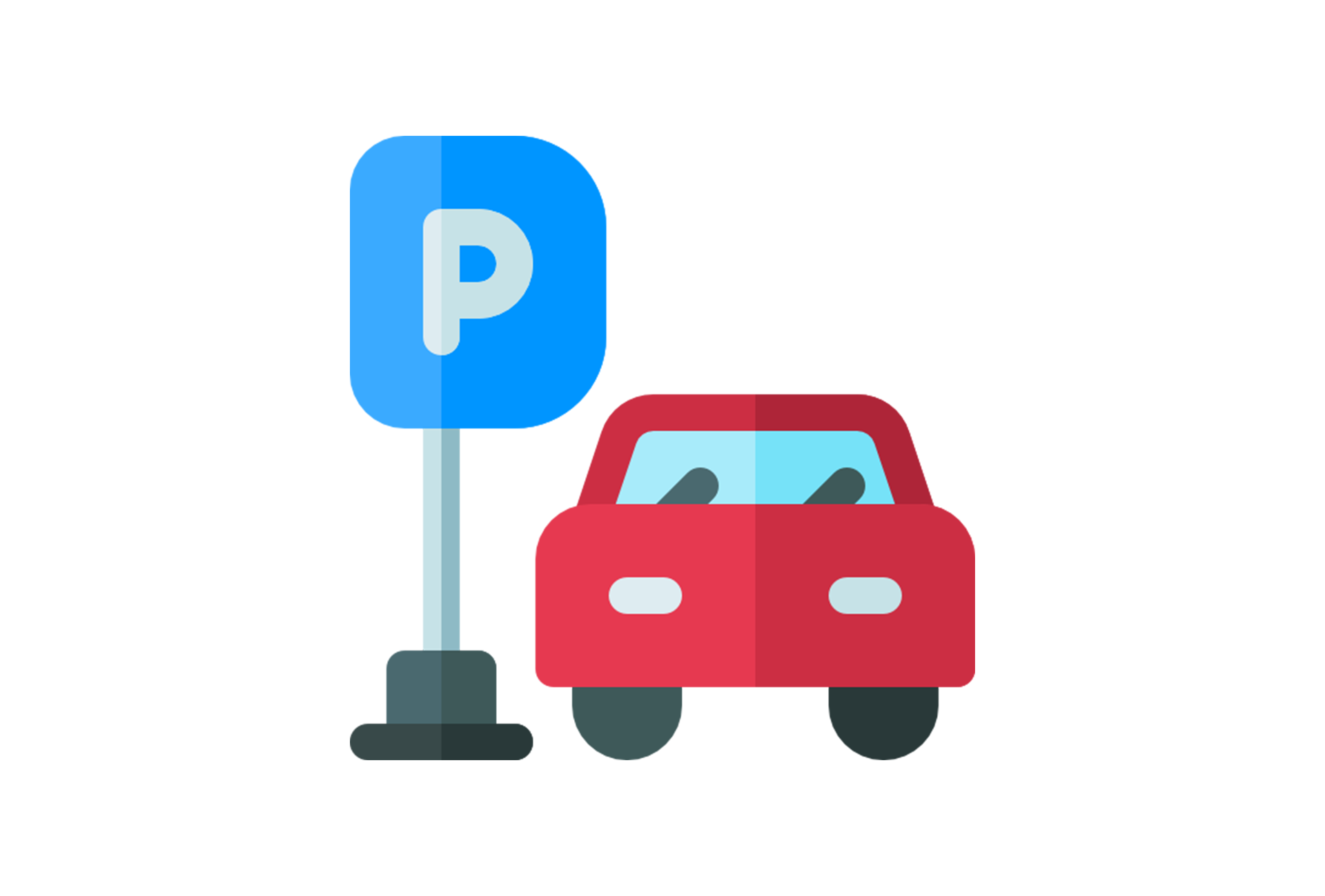 Parking - We have 580 parking spaces in the church's parking lot, but if for some reason you can't find a spot, overflow parking is available across the street at HGS (3100 Temple) and Popp Russo Leno (2861 Temple).