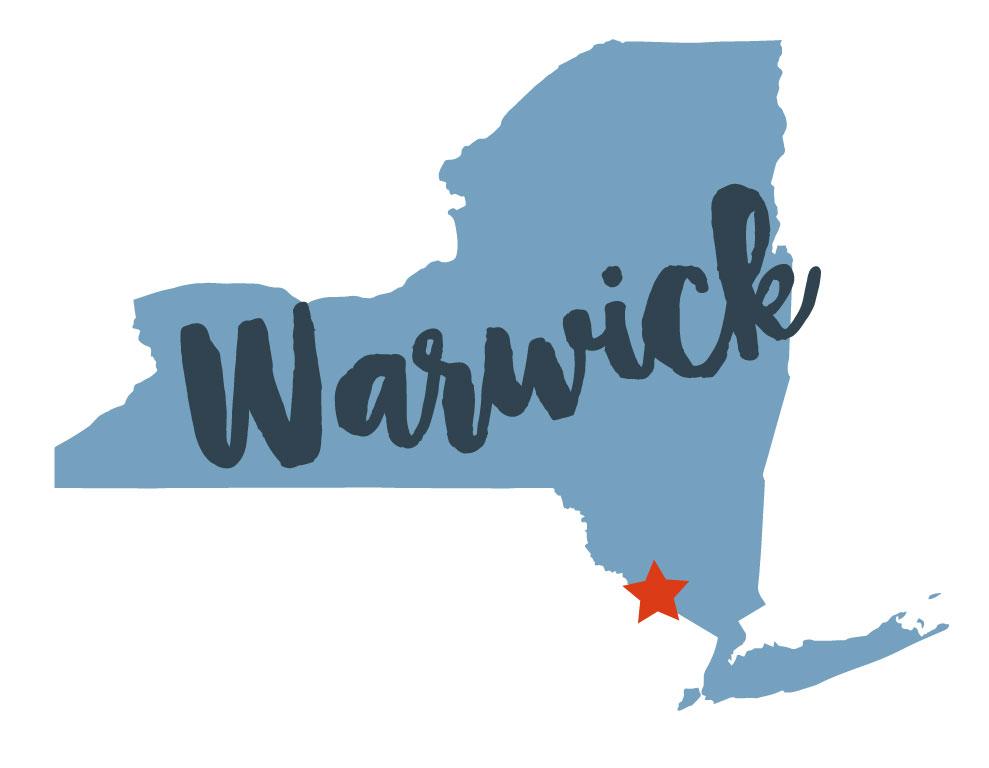 1 Ryerson Road Warwick, NY 10990  tel:845-986-1170